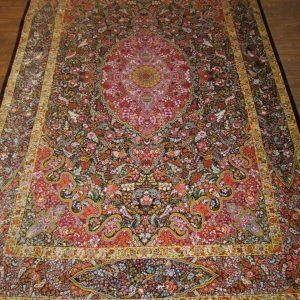 red persian rug 8005