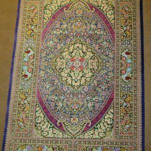 Silk Persian Rug 6012