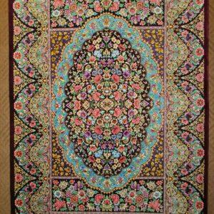 Silk Persian Rug 6016