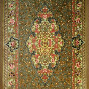 Silk Persian Rug 855