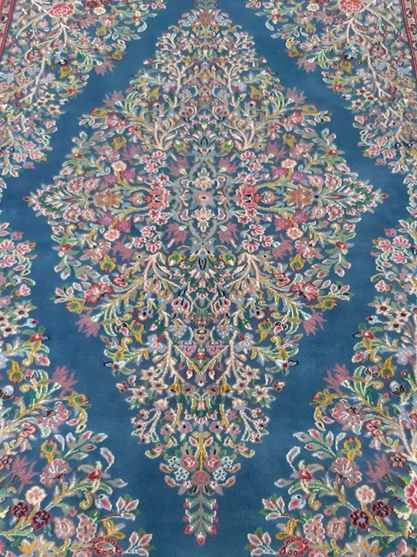 Blue Persian rug 5743