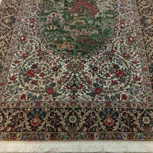 Brown Persian Rug 5608