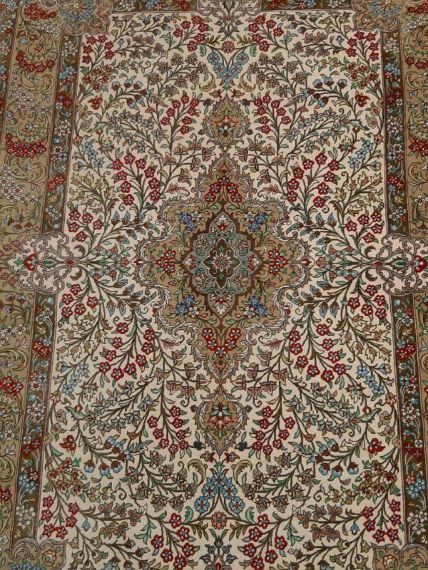 Silk Persian Rug 5928
