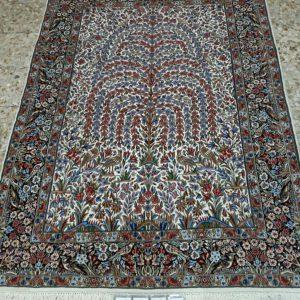 Blue Persian rug 5753
