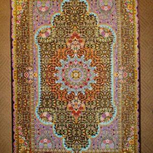 Colorful Persian rug