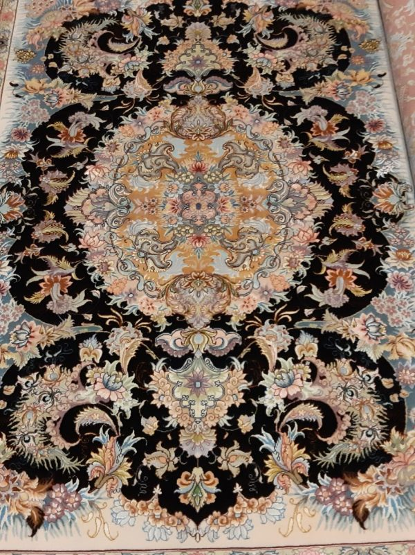 Cream persian rug 5728-4
