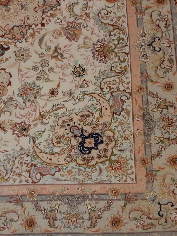 Light Orange persian rug 5728