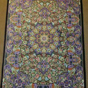 purple persian rug 6014