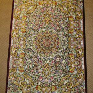 Silk Persian Rug 6033