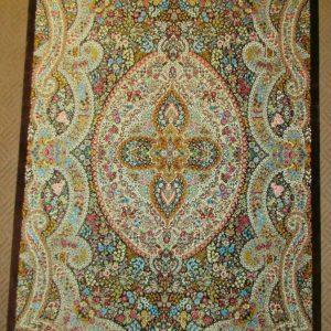 Silk Persian Rug 6036