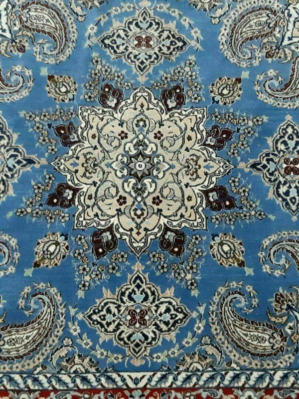Blue Persian Rug 10456