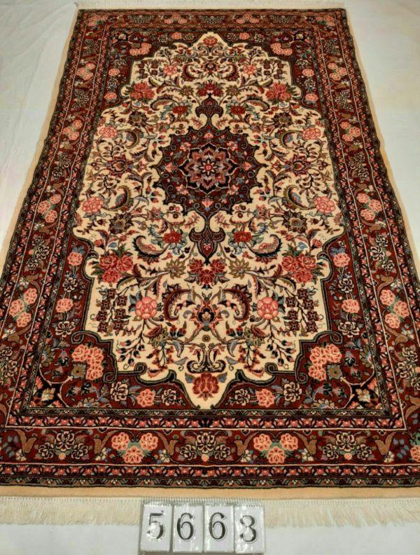 Red Persian Rug 5663