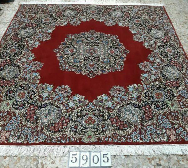 Red Persian Rug 5905