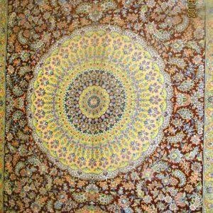 Handmade Persian Rug 10399