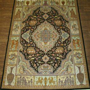 Handmade Persian Rug 4537