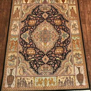 Handmade Persian Rug 5232