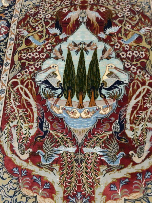 Handmade Persian Rug 5915