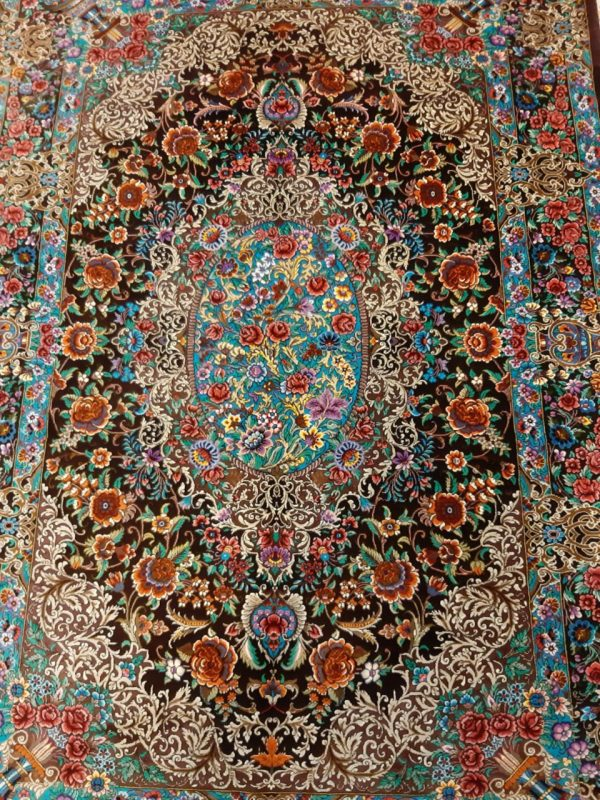 Handmade Persian Rug 5945