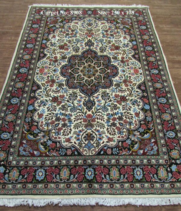 Handmade Persian Rug 8908
