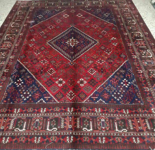 Handmade Persian Rug 5532