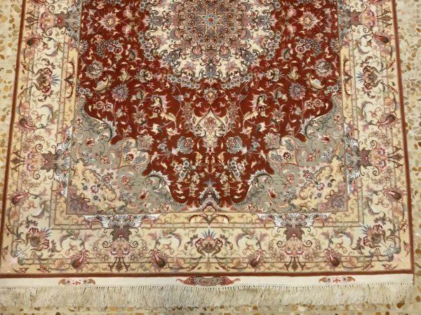 Handmade Persian Rug 10505-2