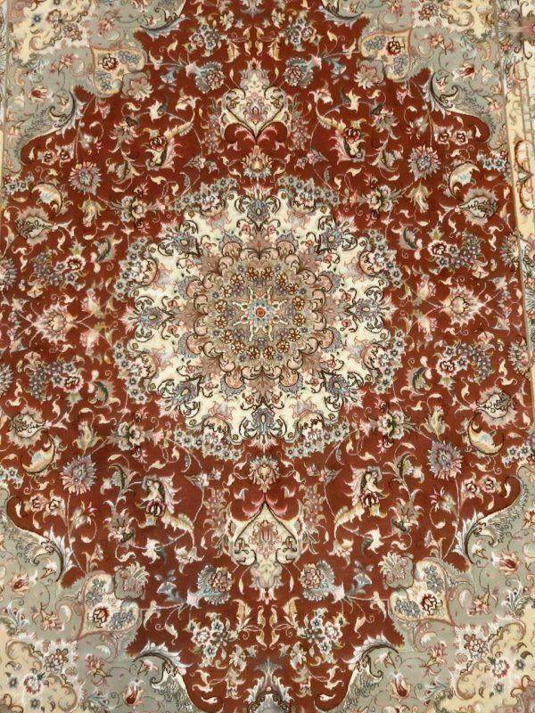 Handmade Persian Rug 10505