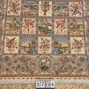 Handmade Persian Rug 3704