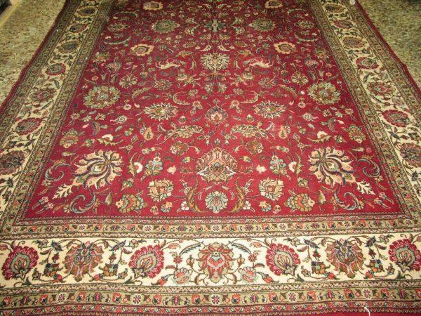 Handmade Persian Rug 7611