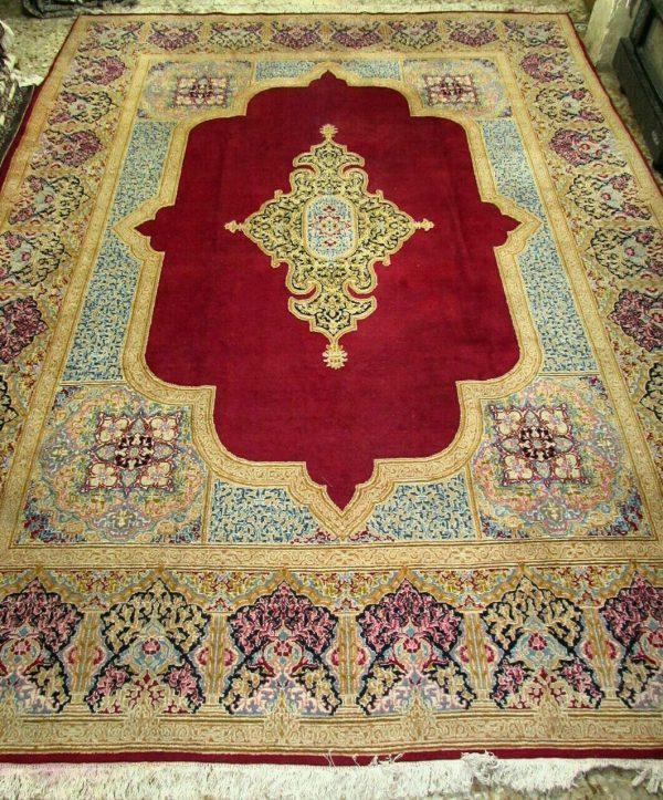 Handmade Persian Rug 9130