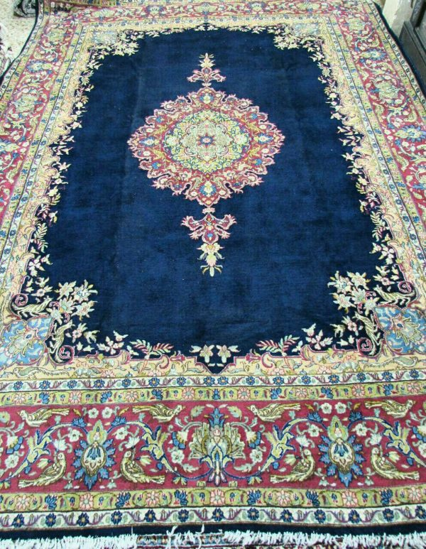 Handmade Persian Rug 9132