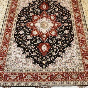 Handmade Persian Rug 9196