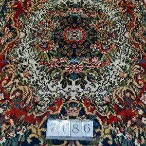 Handmade Persian Rug 7186