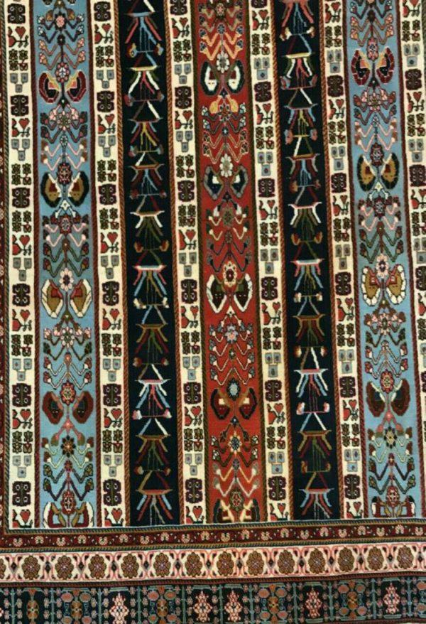 Handmade Persian Rug 5296