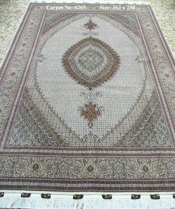 Handmade Persian Rug 6265