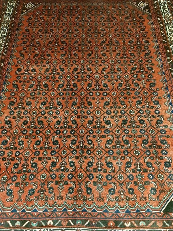 Handmade Persian Rug 8312