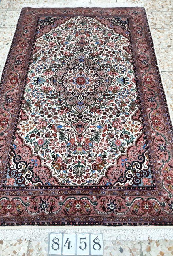 Handmade Persian Rug 8458