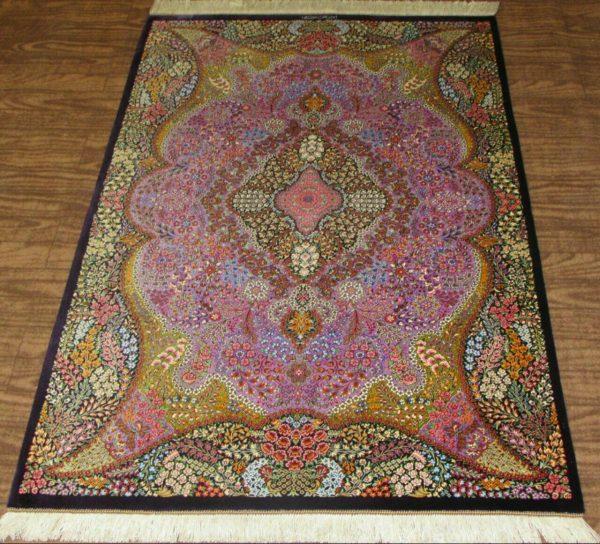 Silk Persian Rug 6038
