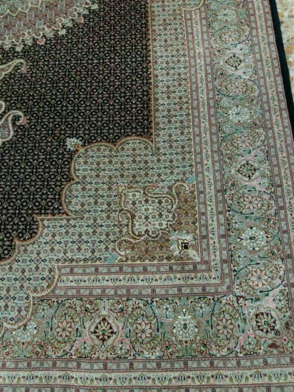 Silk Persian Rug 8883