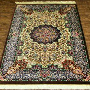 Silk Persian Rug 9509