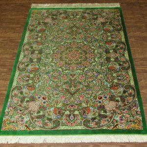 Silk Persian Rug 9510