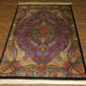 Silk Persian Rug 9514