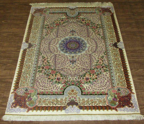 Silk Persian Rug 9515