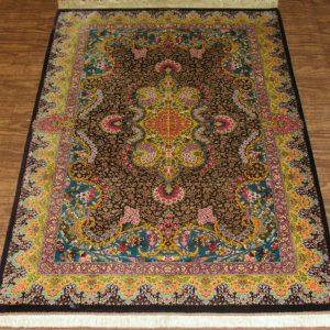 Silk Persian Rug 9517