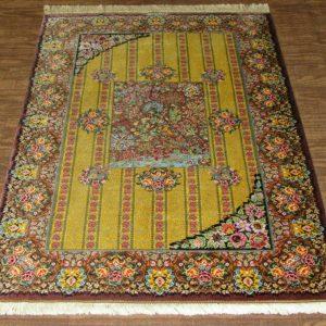 Silk Persian Rug 9520