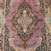 Silk Persian Rug 10528