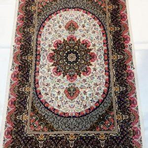 Silk Persian Rug 10523