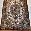 Silk Persian Rug 10527