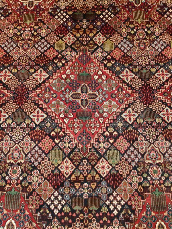 Handmade Persian Rug 9482